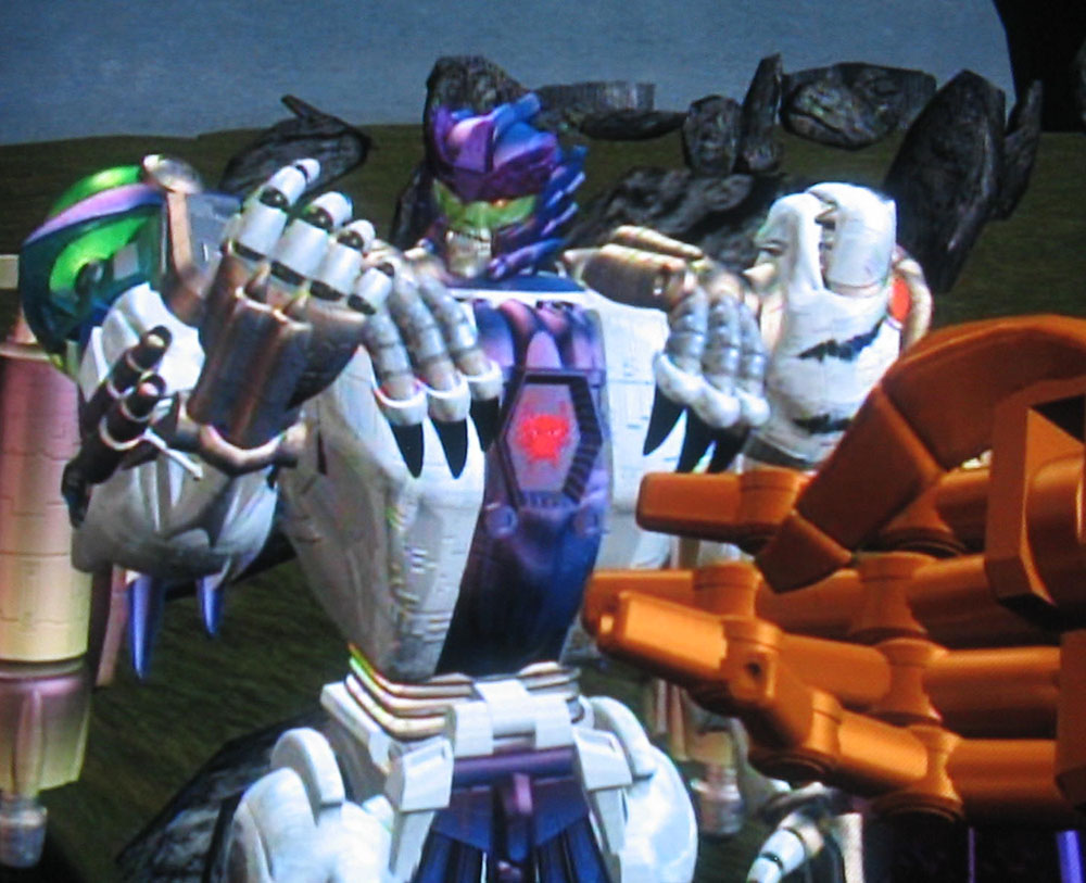 beast wars international
